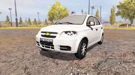 Chevrolet Aveo (T250) for Farming Simulator 2013