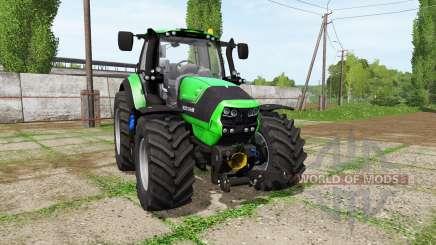 Deutz-Fahr Agrotron 6190 TTV v3.0 for Farming Simulator 2017