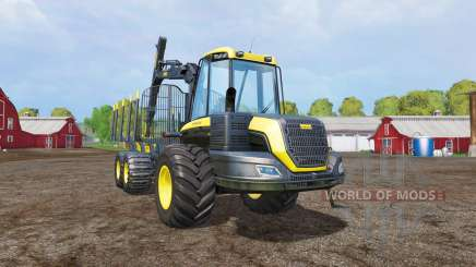 PONSSE Buffalo 6x6 for Farming Simulator 2015
