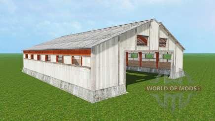 Halls for Farming Simulator 2015