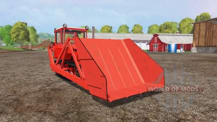 DT 75МФ v2.0 for Farming Simulator 2015
