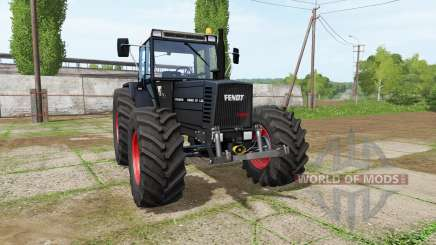 Fendt Farmer 310 LSA Turbomatik v1.1 for Farming Simulator 2017