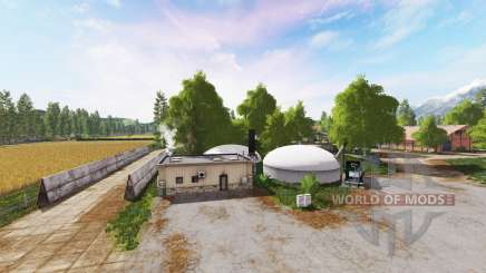 Auenbach v2.3 for Farming Simulator 2017