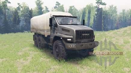 Ural Next (4320-6951-74) v2.0 for Spin Tires