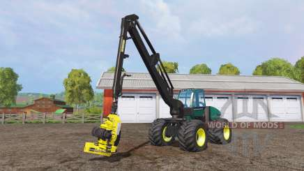 Timberjack 870B v1.1 for Farming Simulator 2015