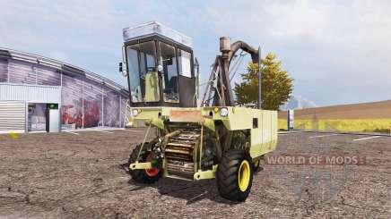Fortschritt E 295 for Farming Simulator 2013