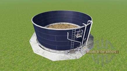 Liquid manure tank v1.8 for Farming Simulator 2015