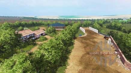 Knuston farm for Farming Simulator 2015
