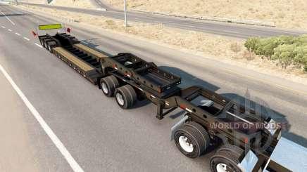 Fontaine Magnitude 55L empty for American Truck Simulator
