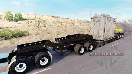 Fontaine Magnitude 55L Siemens for American Truck Simulator