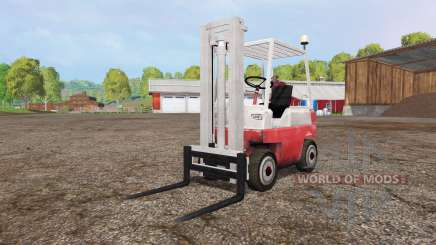 Linde H25D for Farming Simulator 2015