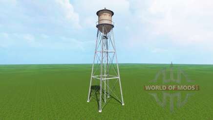 Tall water tower for Farming Simulator 2015