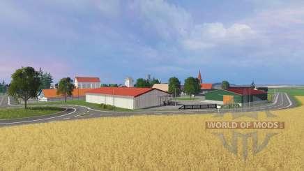 Franconia for Farming Simulator 2015