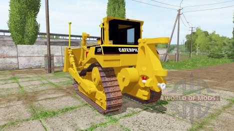 Caterpillar D7R v1.1 for Farming Simulator 2017