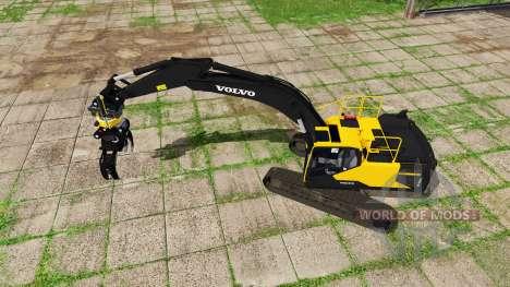 Volvo EC300E for Farming Simulator 2017