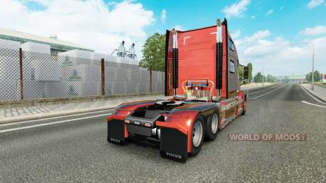 Volvo VNL 780 v4.2 for Euro Truck Simulator 2