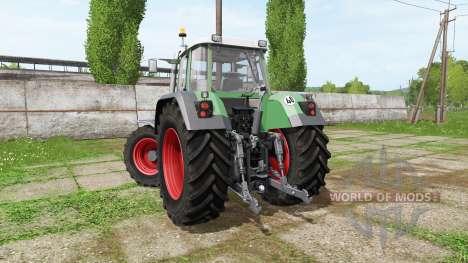 Fendt 820 Vario TMS v1.2 for Farming Simulator 2017