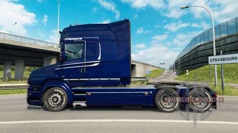 Scania T v2.0 for Euro Truck Simulator 2