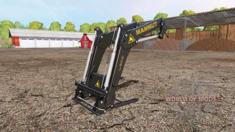 MAMMUT HLP 240 for Farming Simulator 2015