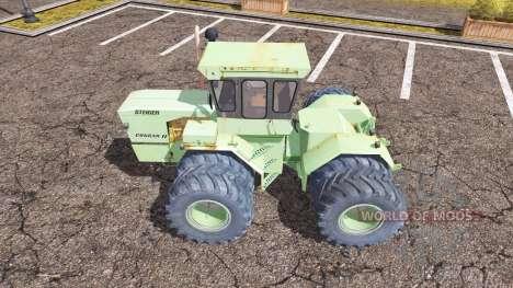 Steiger Cougar II ST300 for Farming Simulator 2013