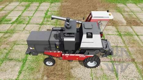 SK-5МЭ-1 Niva-Effect v1.0.2 for Farming Simulator 2017