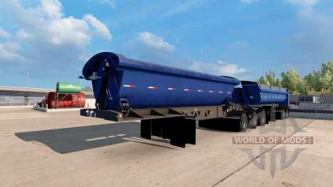 Midland TW3500 B-train for American Truck Simulator