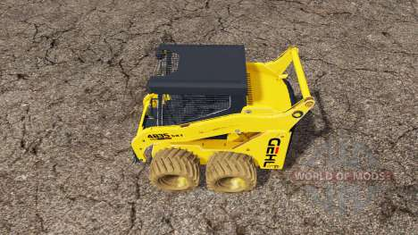 GEHL 4835 SXT v4.1 for Farming Simulator 2015
