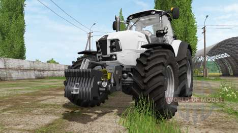 Weight for Farming Simulator 2017