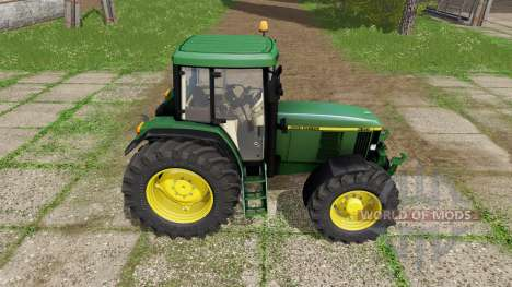John Deere 6910 for Farming Simulator 2017
