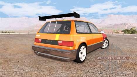 Ibishu Covet racer v1.1 for BeamNG Drive