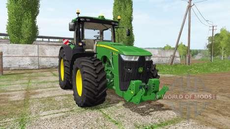 John Deere 8270R for Farming Simulator 2017