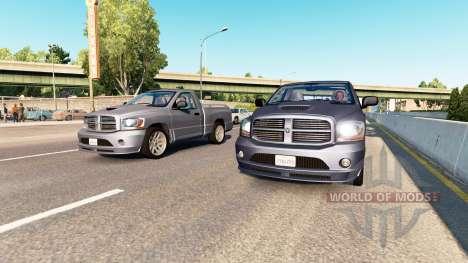 AI traffic v2.7 for American Truck Simulator