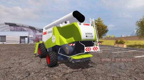 CLAAS Lexion 600 EuroTour v3.1 for Farming Simulator 2013