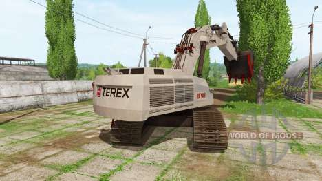 Terex RH 90-F v2.0 for Farming Simulator 2017