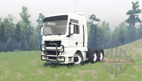 MAN TGX v3.0 for Spin Tires