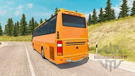 Volvo B12B v2.5 for Euro Truck Simulator 2