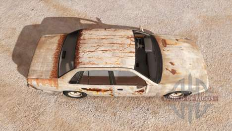 Gavril Grand Marshall rusty v1.1 for BeamNG Drive