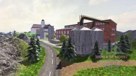 Farm Gerlach v1.1 for Farming Simulator 2013