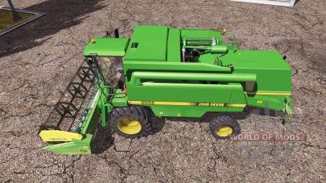 John Deere 2058 for Farming Simulator 2013