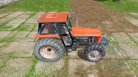 URSUS 1614 v1.1 for Farming Simulator 2017