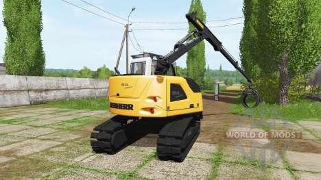 Liebherr R 914 v1.1 for Farming Simulator 2017