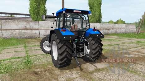 New Holland TL100A v2.5 for Farming Simulator 2017