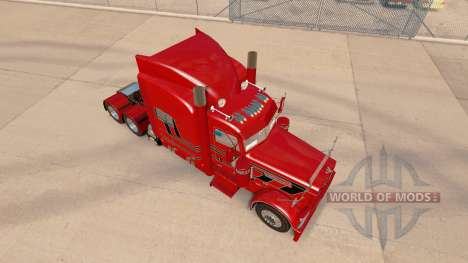 GP Custom skin for the truck Peterbilt 389 for American Truck Simulator