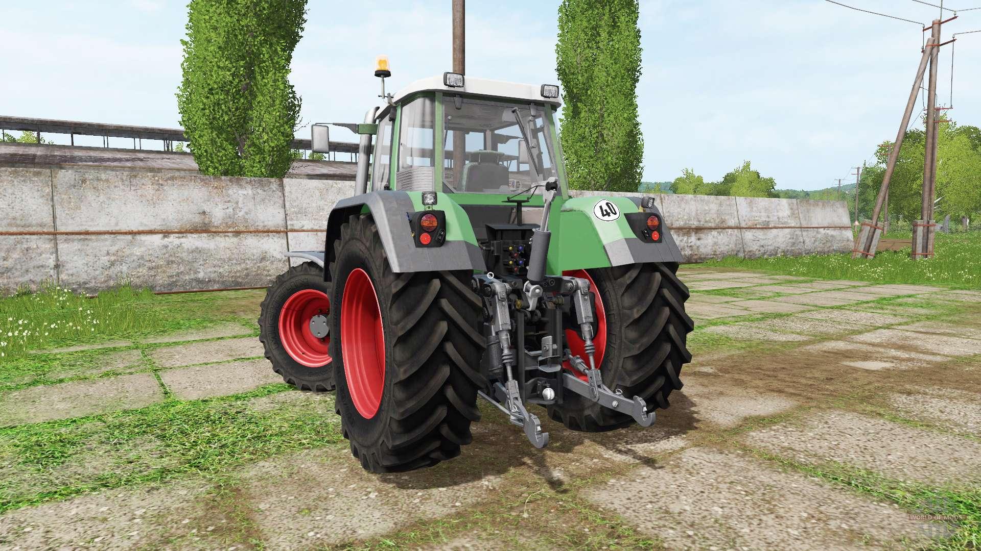 Fendt 820 Vario Tms V1 2 For Farming Simulator 2017
