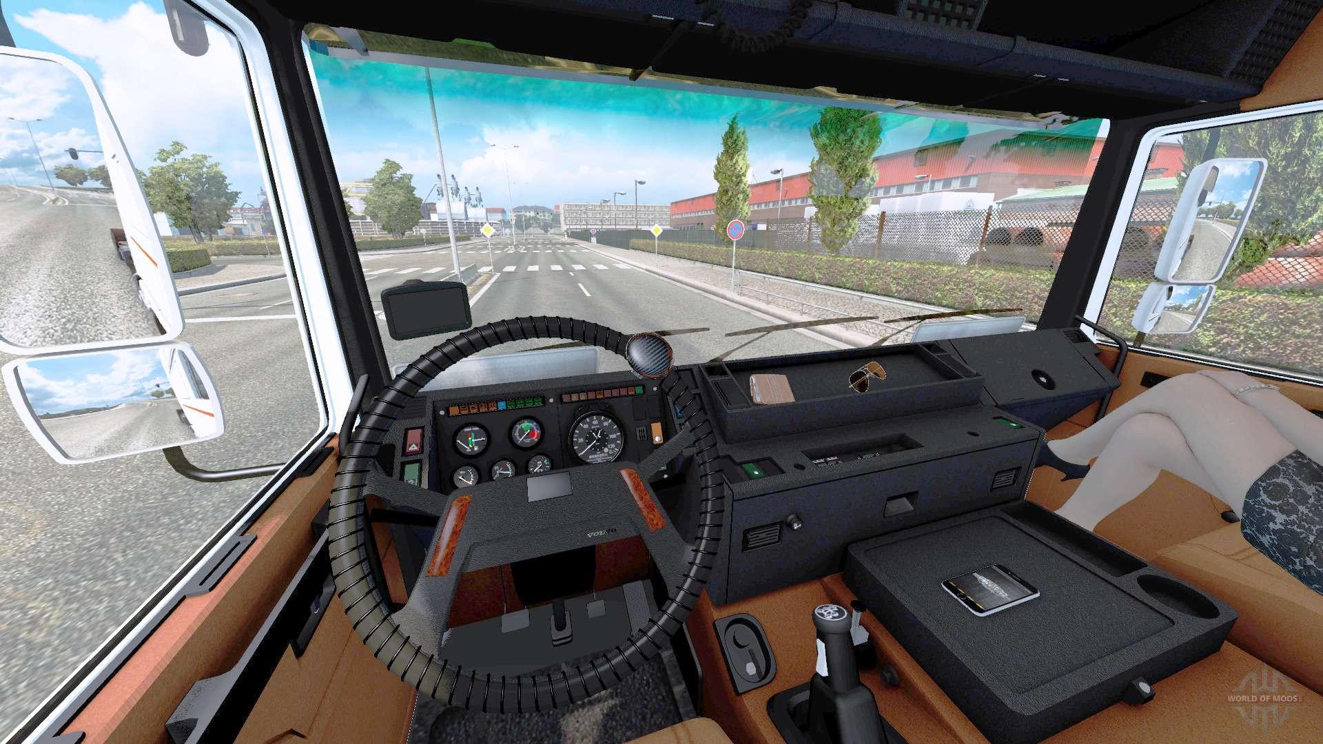 Volvo F16 for Euro Truck Simulator 2