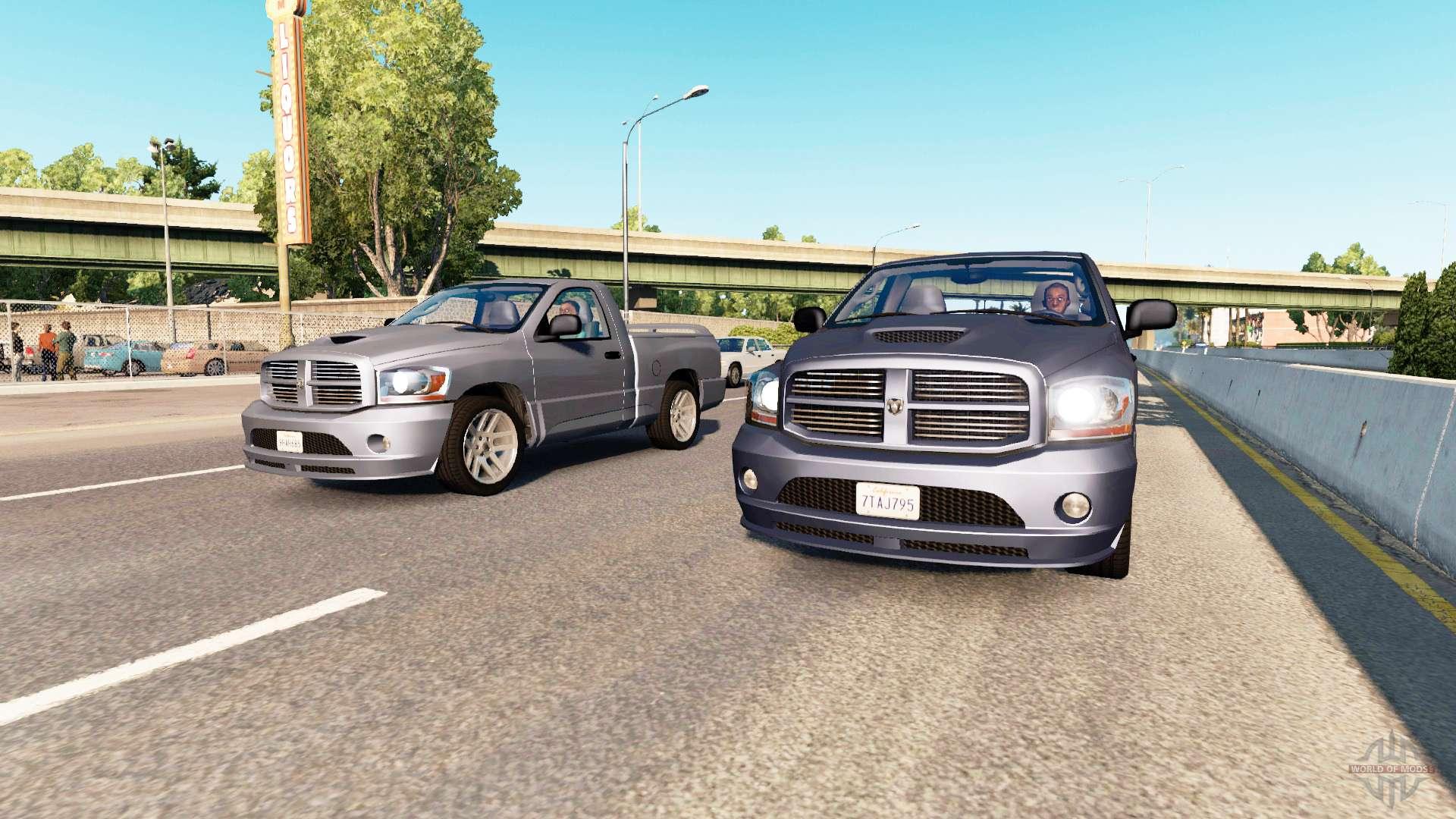 Mods for American Truck Simulator