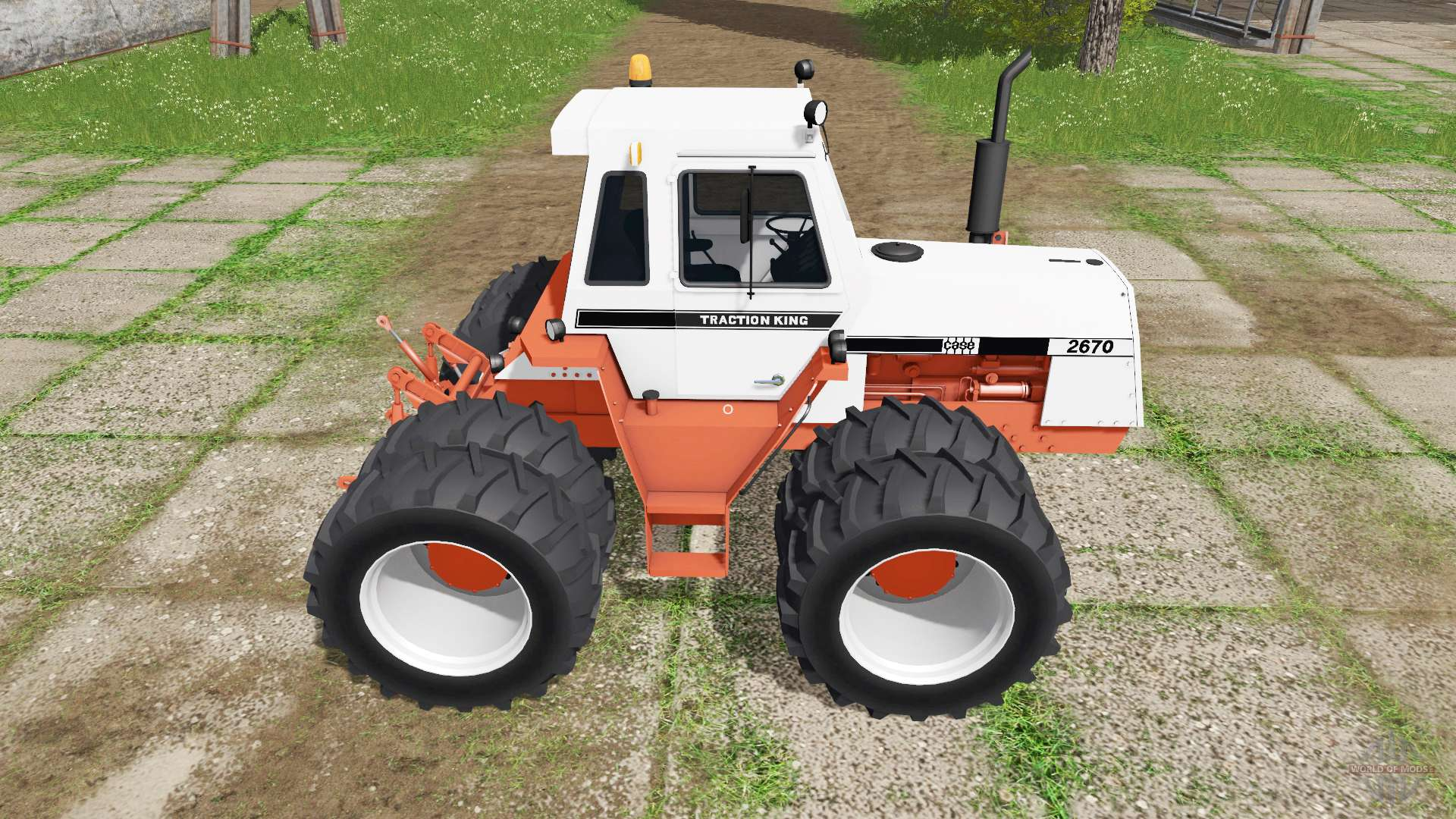 Case 2670 for farming simulator 2017 for 2670 5