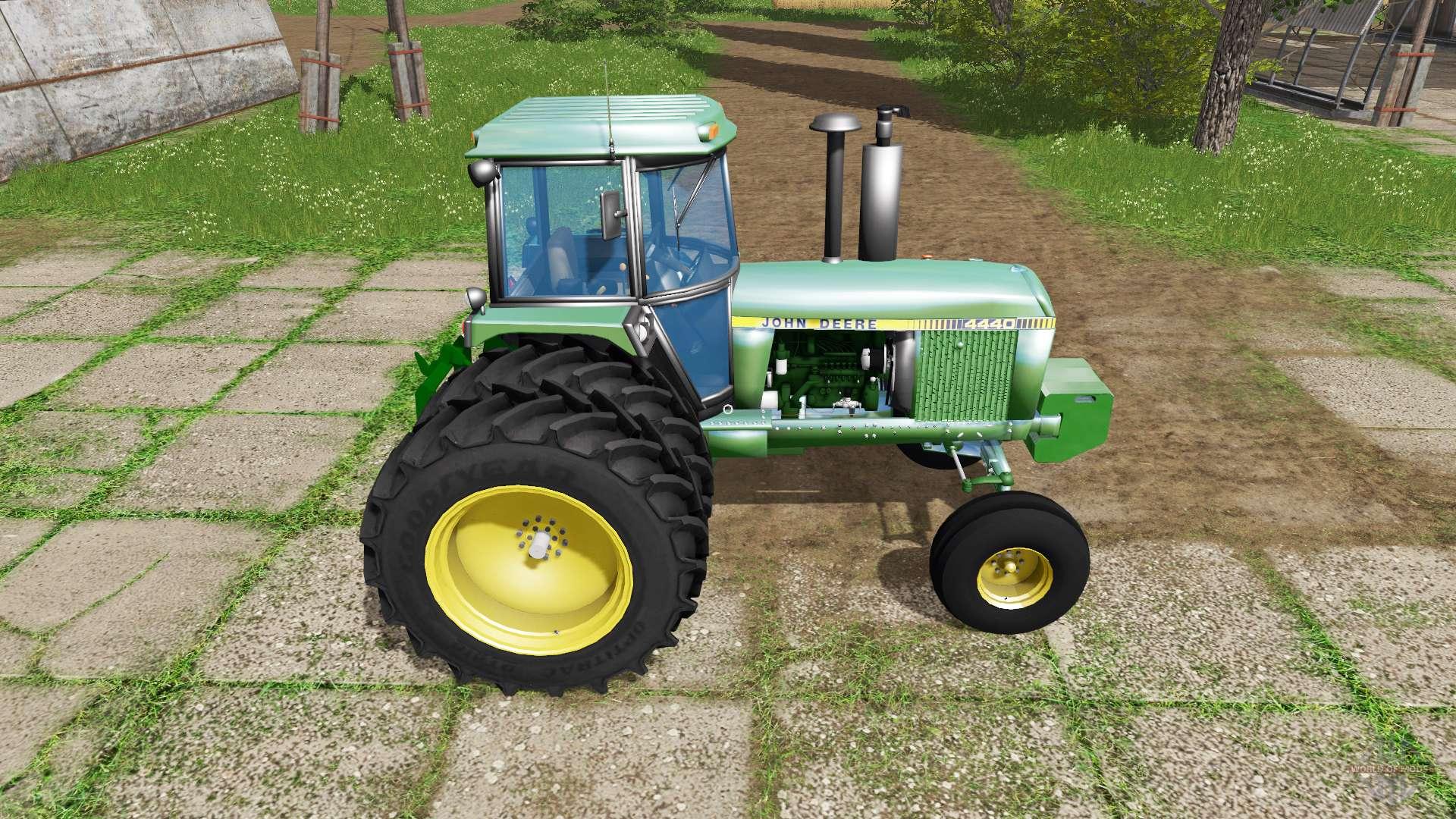 John Deere 4440 Rim : John deere for farming simulator