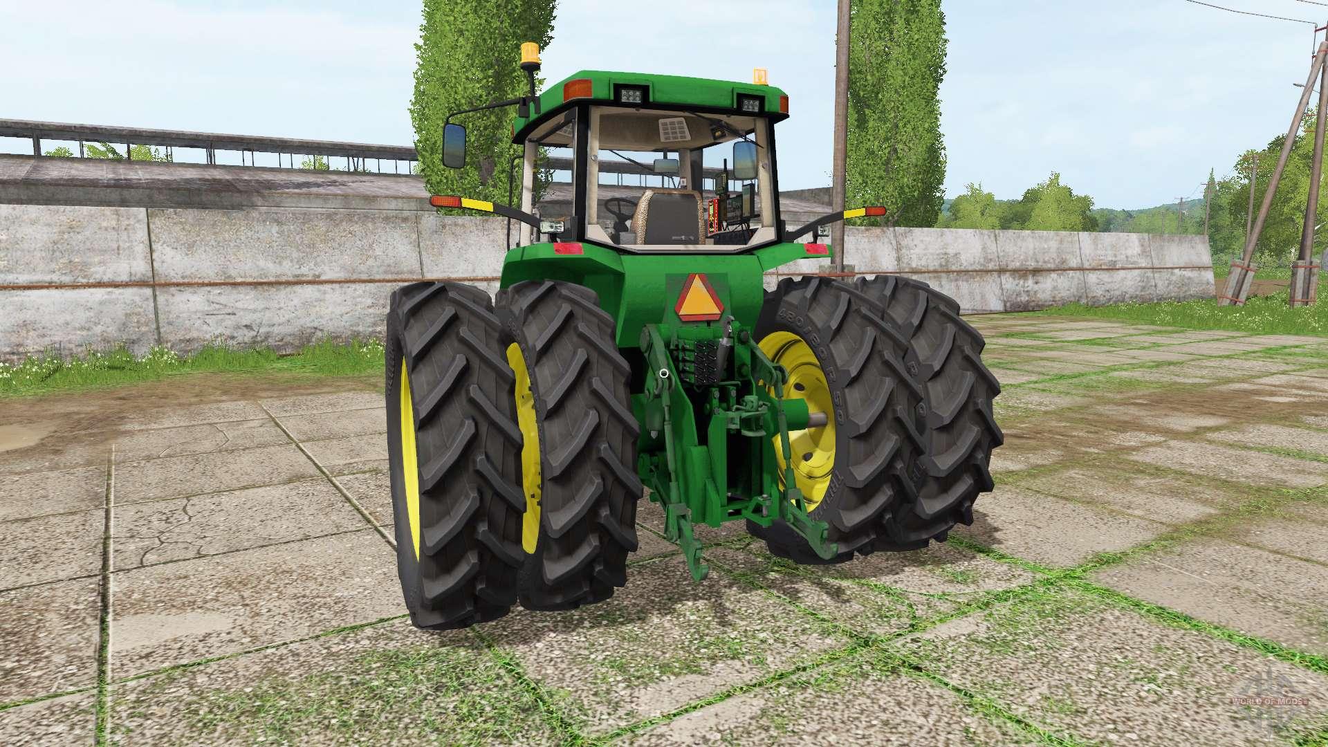 John Deere 8410 V1 0 1 For Farming Simulator 2017
