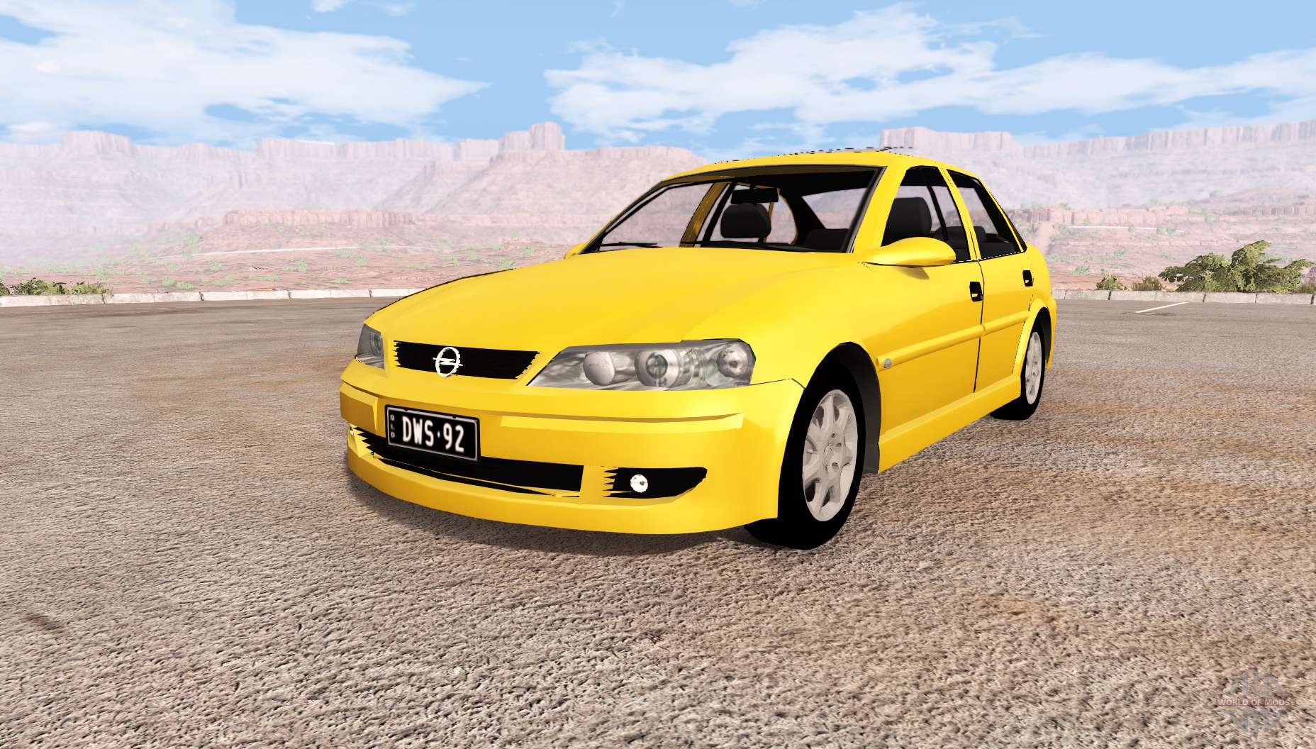 opel vectra b 2001 v1 1 for beamng drive. Black Bedroom Furniture Sets. Home Design Ideas